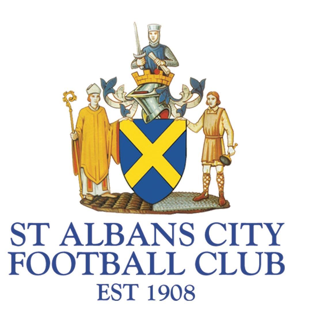 St Albans city football club logo
